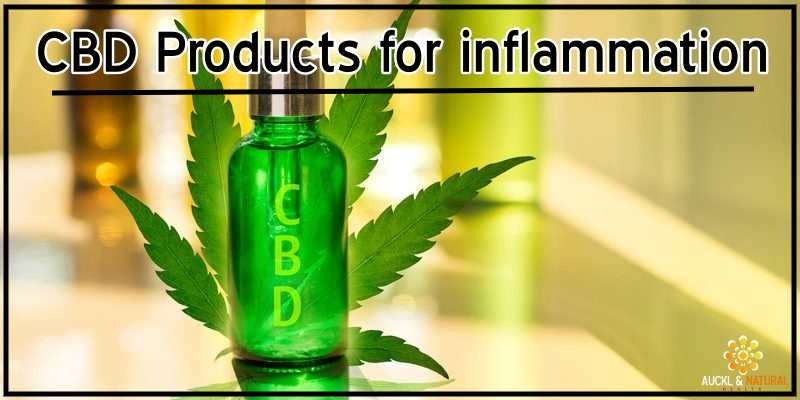 Using CBD Products New Zealand for Inflammation for Inflammation